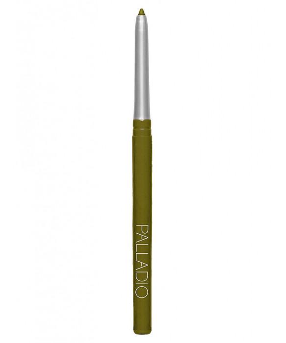 Palladio  Retractable Eyeliner  Olive 0,28g rajauskynä