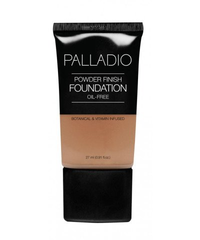 Palladio  Powder Finish Foundation  Sandy Beige 27ml