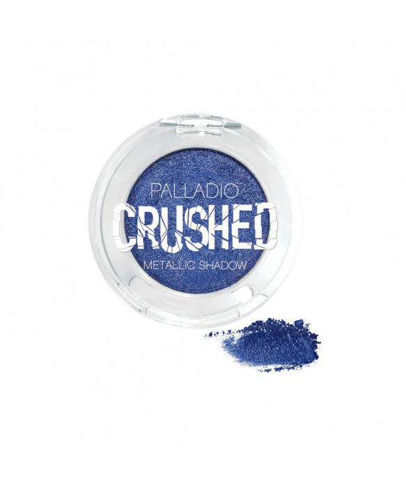 Palladio  Crushed Metallic Shadow  Blue Moon 1,18g luomiväri