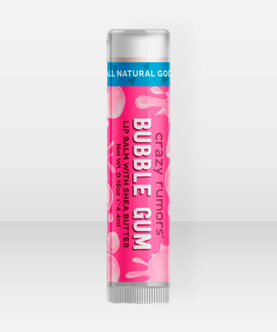 Crazy Rumors Huulivoide Bubble Gum 4,4ml