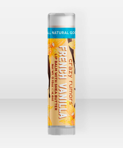 Crazy Rumors Huulivoide French Vanilla 4,4ml