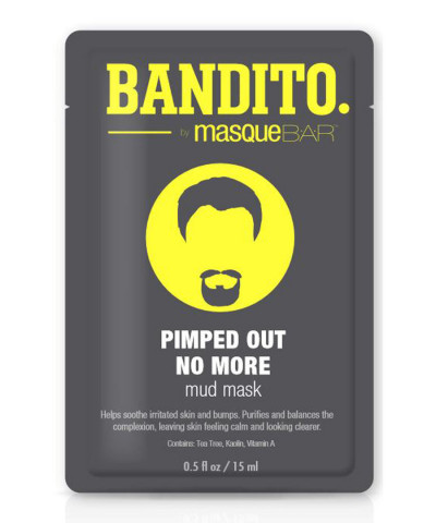 Bandito by Masque Bar Pimped Out No More Mud Mask