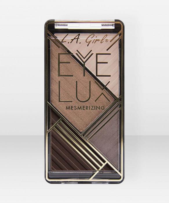 L.A. Girl  EyeLux Mesmerizing Eyeshadow  Idolize luomiväri luomiväripaletti