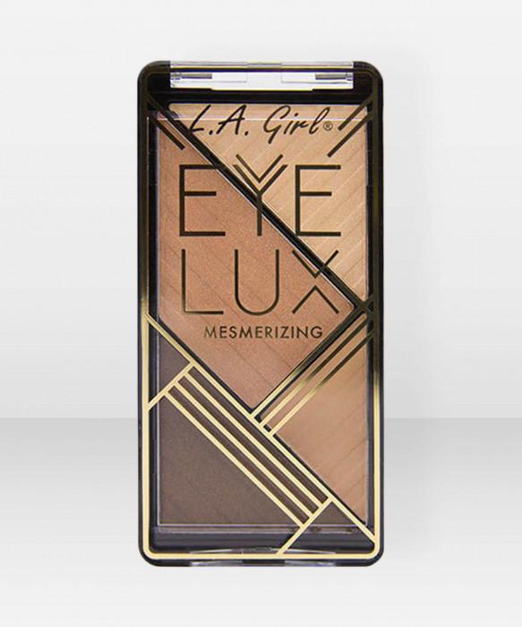 L.A. Girl  EyeLux Mesmerizing Eyeshadow  Optimize luomiväri luomiväripaletti
