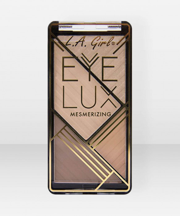 L.A. Girl  EyeLux Mesmerizing Eyeshadow  Privatize luomiväri luomiväripaletti