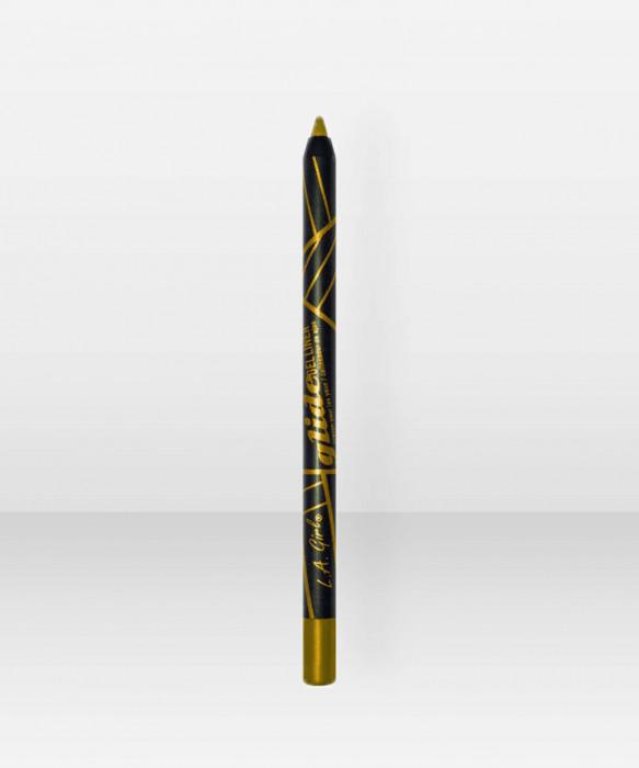 L.A. Girl  Gel Glide Eyeliner Pencil  Goldmine 1,2g silmänrajauskynä