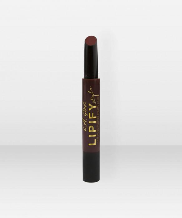 L.A. Girl  Lipify Stylo Lipstick  Ambitious huulipuna