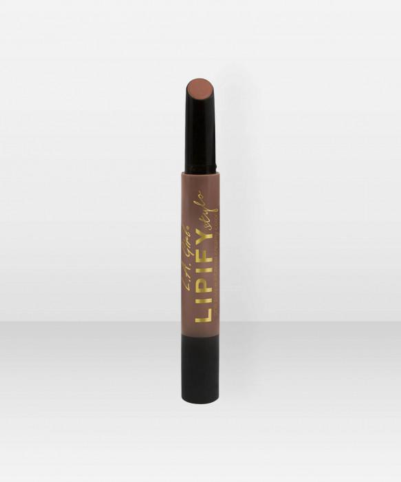 L.A. Girl  Lipify Stylo Lipstick  Corset huulipuna