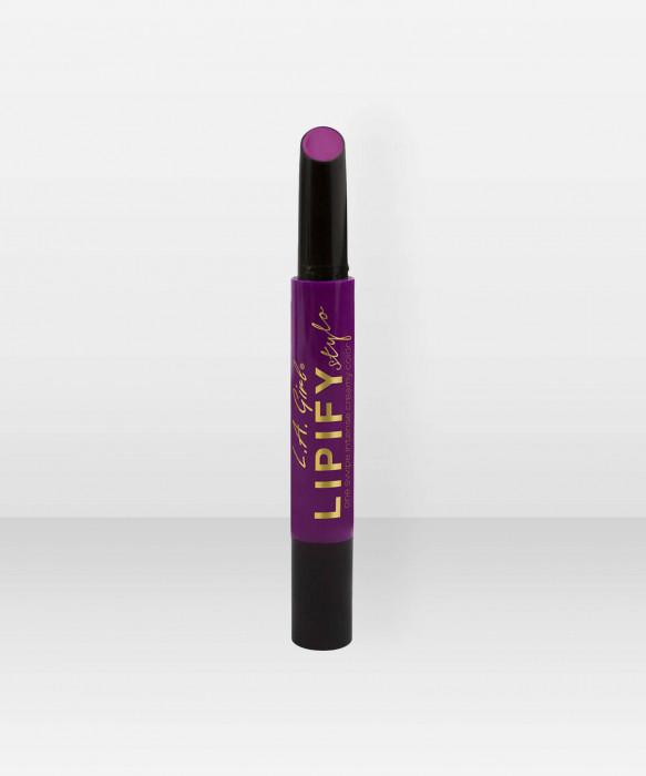 L.A. Girl  Lipify Stylo Lipstick  Panic huulipuna