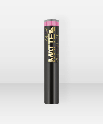 L.A. Girl Matte Velvet Lipstick Love story