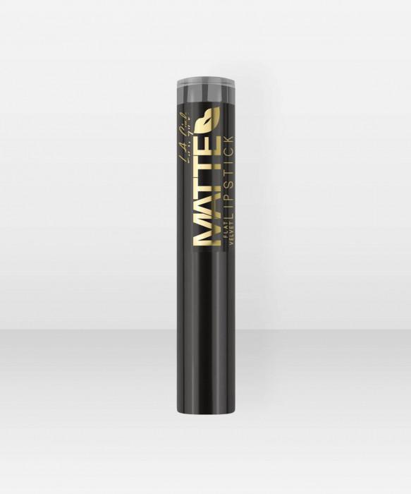 L.A. Girl  Matte Velvet Lipstick  Poetic Huulipuna