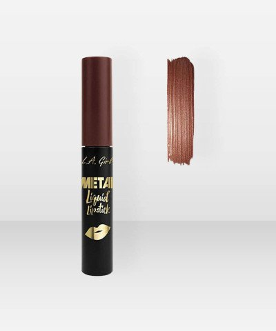 L.A. Girl Metal Liquid Lipstick Lavish