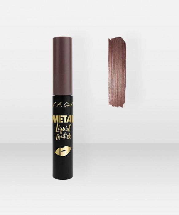 L.A. Girl  Metal Liquid Lipstick  Galvanize huulipuna