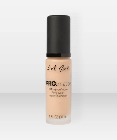 L.A. Girl  PRO.Matte HD Long Wear Foundation  Sand