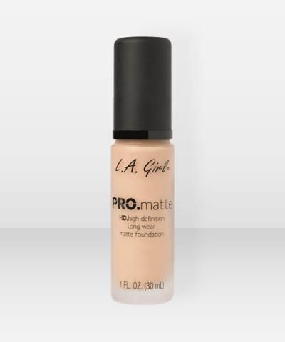 L.A. Girl PRO.Matte HD Long Wear Foundation Sand