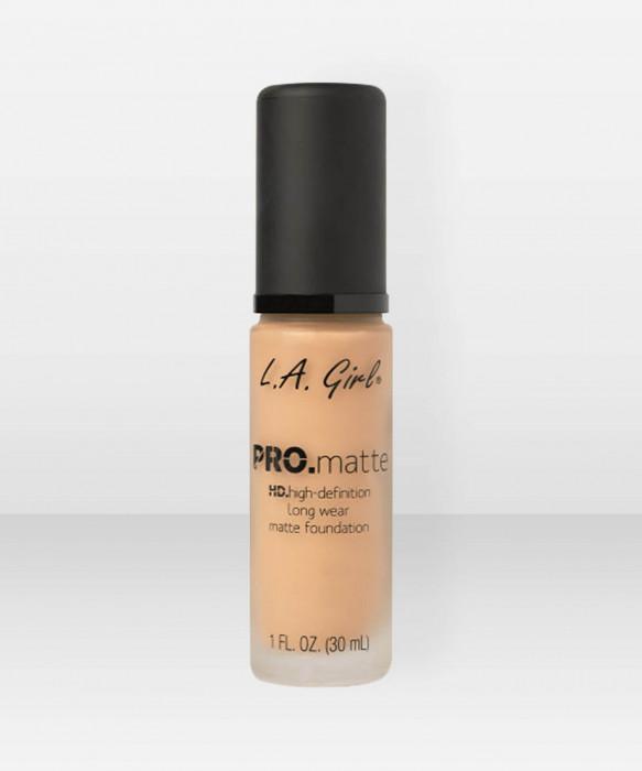L.A. Girl  PRO.Matte HD Long Wear Foundation  Warm Sienna meikkivoide