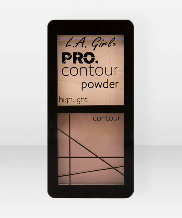 L.A. Girl ProContour Powder Natural varjostuspaletti