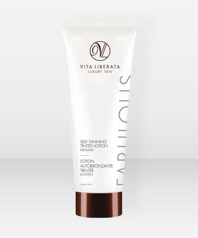 Vita Liberata Fabulous Tinted Lotion Medium - Sävytetty itseruskettava voide 100ml