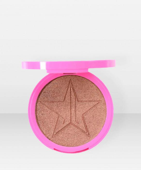 Jeffree Star Cosmetics Skin Frost Dark Horse korostuspuuteri korostusväri