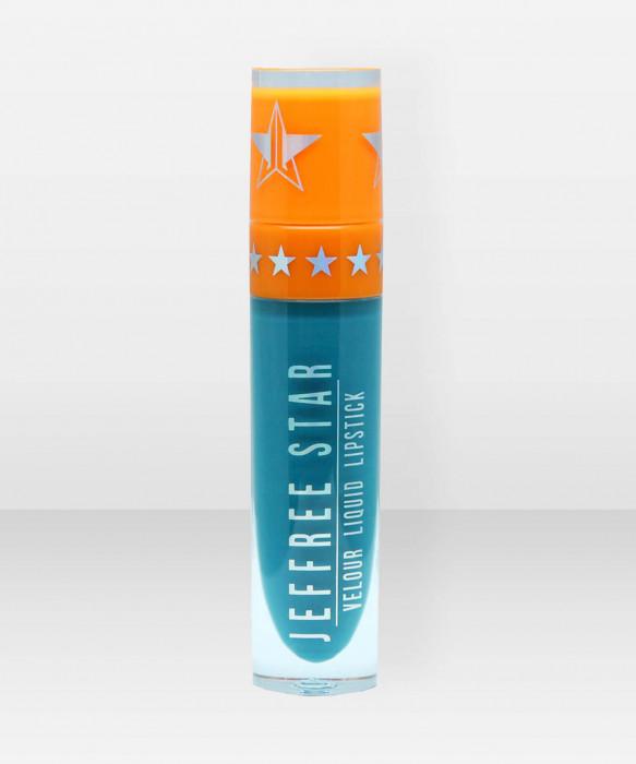 Jeffree Star Cosmetics Velour Liquid Lipstick Huntington Beach nestemäinen huulilakka huulipuna