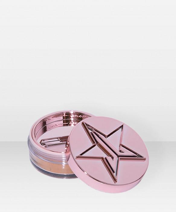 Jeffree Star Cosmetics Magic Star Luminous Setting Powder Caramel irtopuuteri puuteri