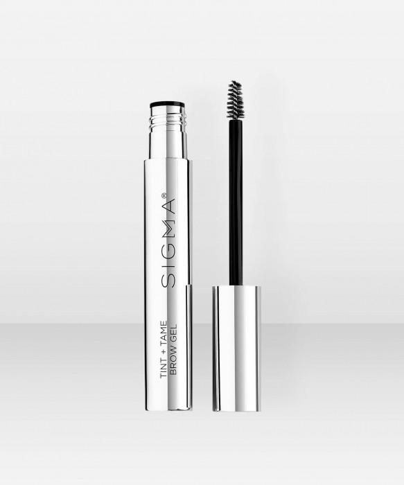 Sigma Beauty Tint And Tame Brow Gel  Clear 2,56g kulmageelillä