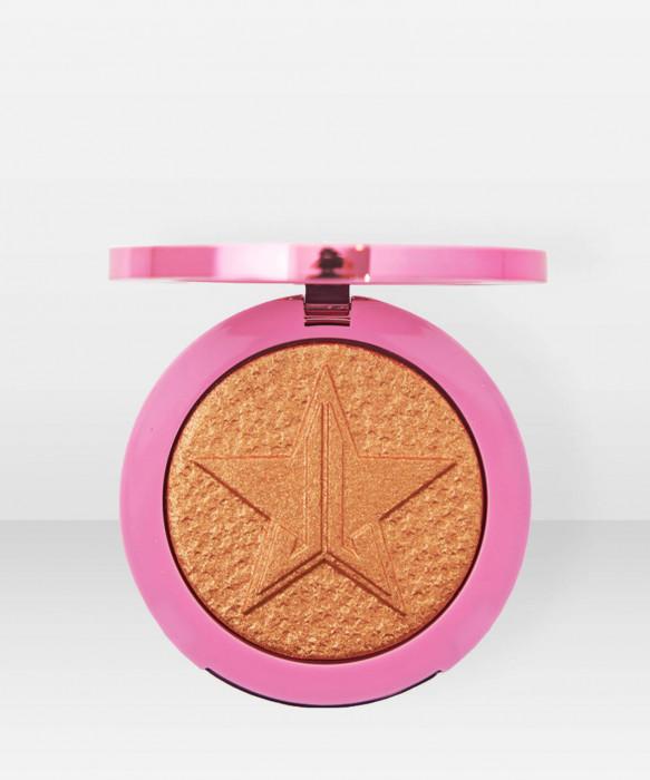 Jeffree Star Cosmetics Supreme Frost Caramel Kiss higlighter korostusväri korostuspuuteri