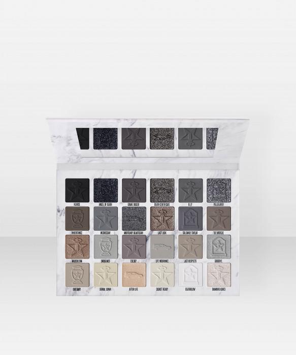Jeffree Star Cosmetics Eyeshadow Palette Cremated luomiväripaletti luomiväri