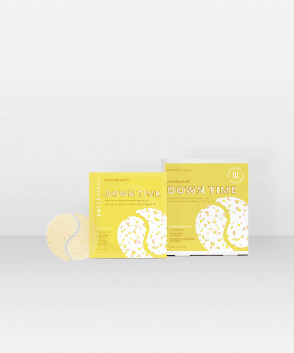 Patchology moodpatch Down Time Eye Gels 5 Pairs silmänalusnaamio