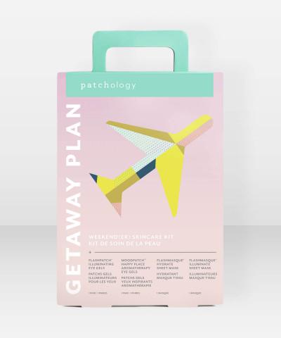 Patchology Getaway Plan Kit