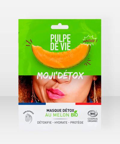 Pulpe De Vie Moji'detox Detox Sheet Mask 20ml