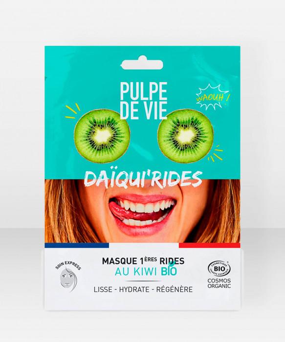 Pulpe De Vie Daqui'rides 1st Wrinkles Sheet Mask 20ml kangasnaamio kasvonaamio