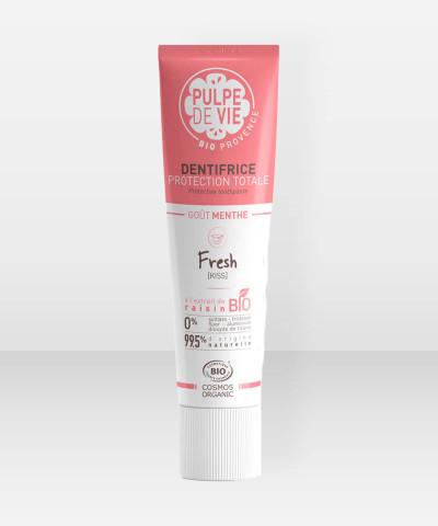 Pulpe De Vie Fresh Kiss -suojaava hammastahna 75ml