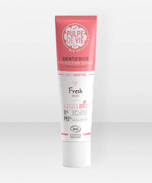 Pulpe De Vie Fresh Kiss suojaava hammastahna 75ml