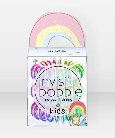 invisibobble KIDS Magic Rainbow 3 pcs