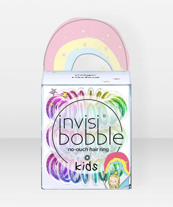 invisibobble KIDS Magic Rainbow 3 pcs hiuslenkki