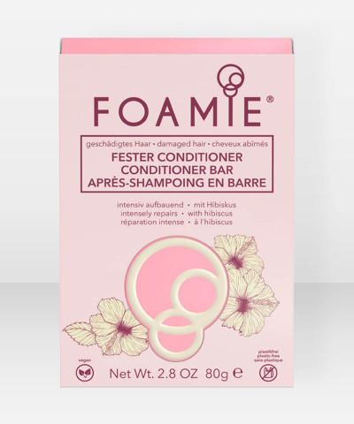 Foamie Conditioner Bar Hibiskiss (for damaged hair)