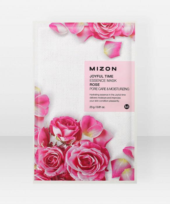 Mizon Joyful Time Essence Mask [ROSE] kangasnaamio kasvonaamio