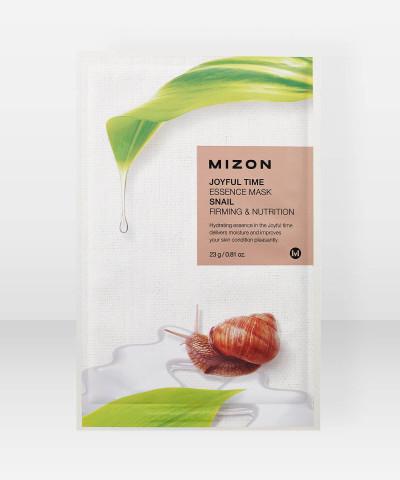 Mizon Joyful Time Essence Mask [SNAIL]