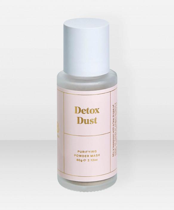 BYBI Beauty Detox Dust Puhdistava Kasvonaamio 25g