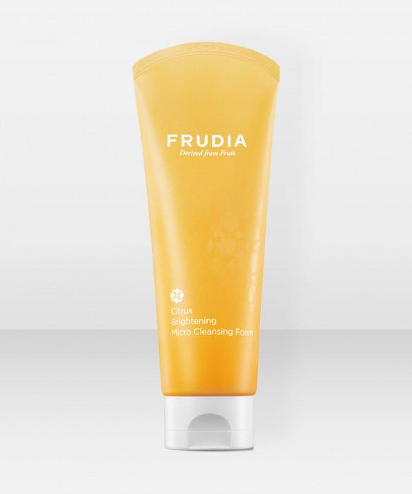 Frudia Citrus Brightening Micro Cleansing Foam 145ml puhdistusvaahto