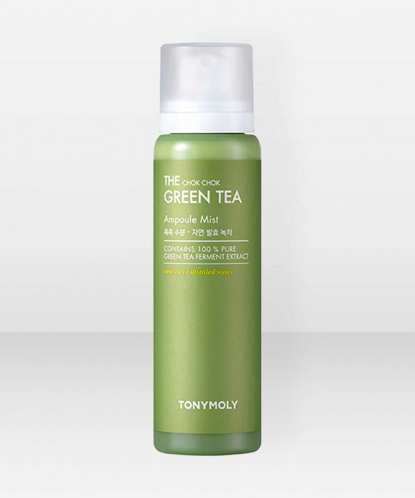 Tonymoly The Chok Chok Green Tea Ampoule Mist 150ml kasvosuihke