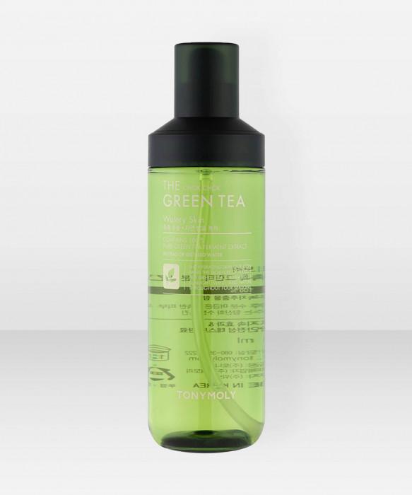 Tonymoly The Chok Chok Green Tea Watery Skin 180ml kasvovesi hoitoneste