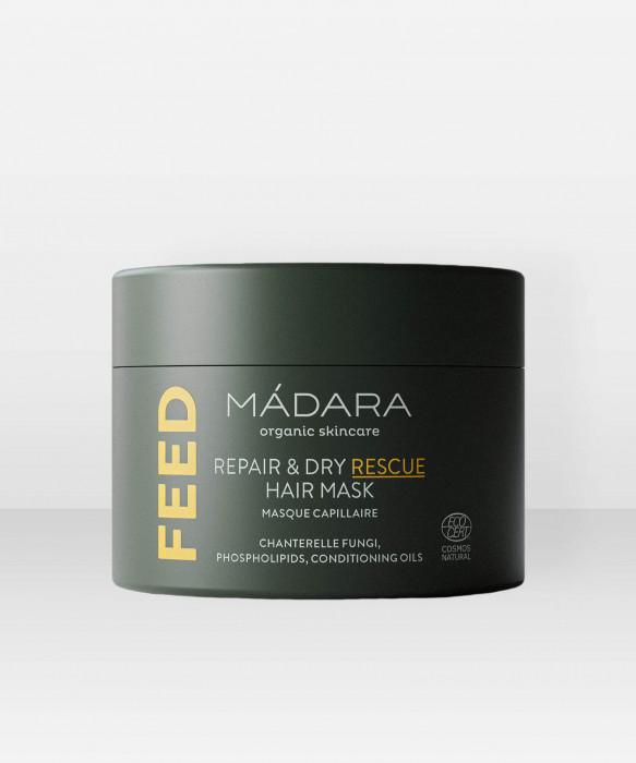 Mádara Feed & Repair Hair Mask 180ml hiusnaamio