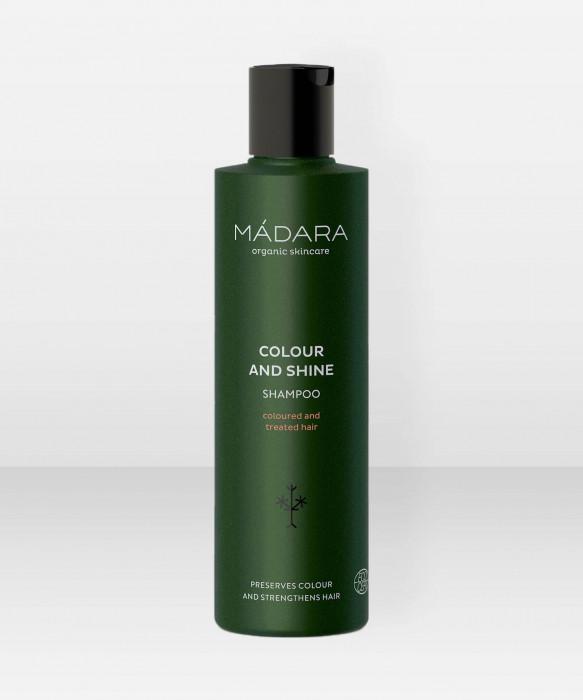 Mádara Colour And Shine Shampoo 250ml
