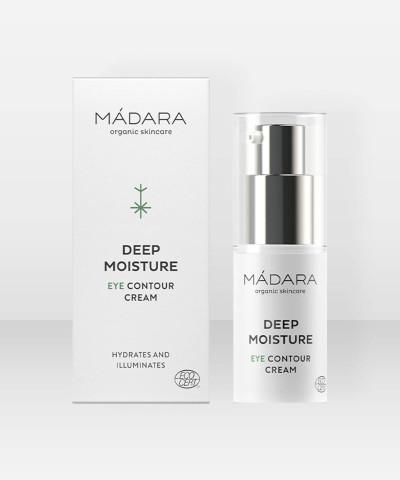 Mádara Deep Moisture Eye Contour Cream 50ml