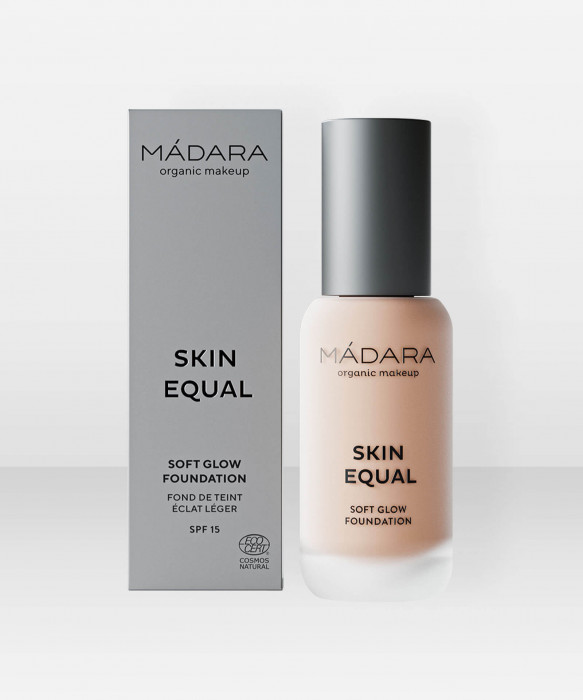 Mádara Skin Equal Foundation rose Ivory 30ml meikkivoide
