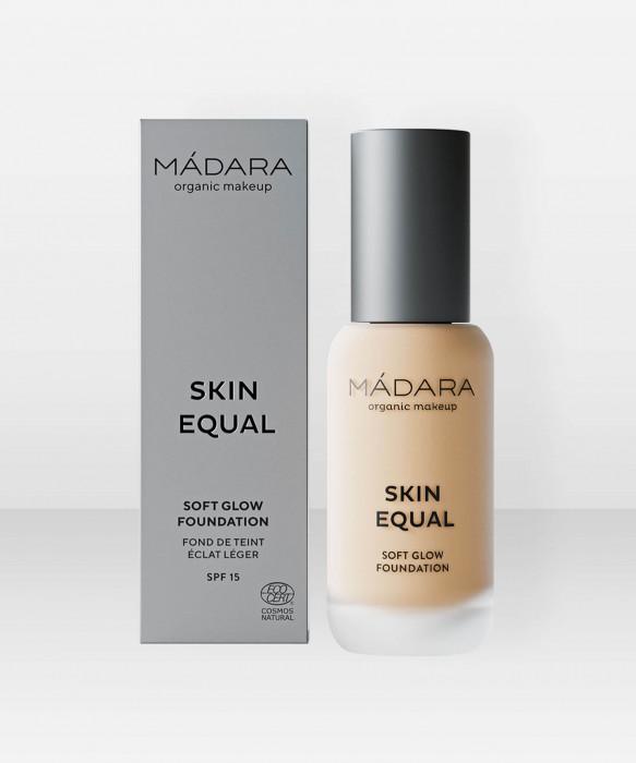 Mádara Skin Equal Foundation Ivory 30ml meikkivoide