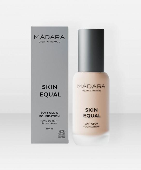 Mádara Skin Equal Foundation Porcelain 30ml meikkivoide