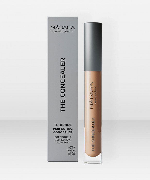 Mádara The Concealer Almond 4ml peitevoide peiteaine